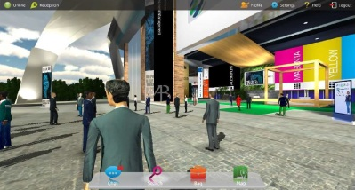 Hyperfair Virtual Event - Reception